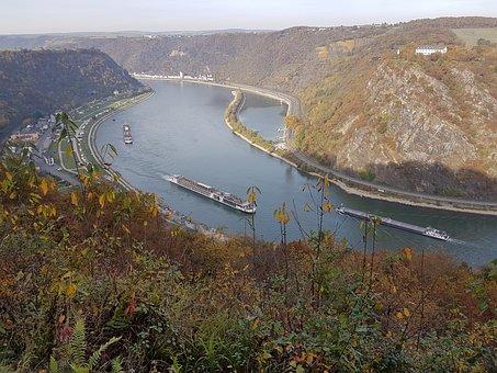 Lorelei, Rhine, Rhine Rocks