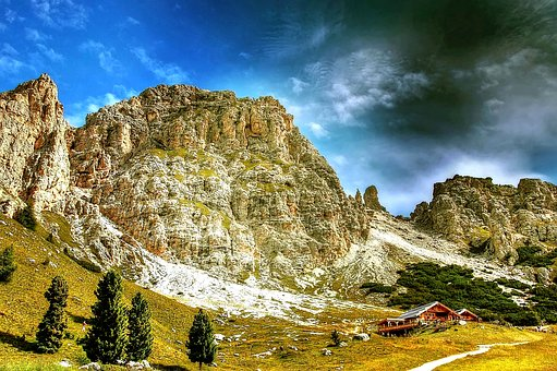 Cir Tips, Dolomites, Alpine, Nature, Italy, South Tyrol