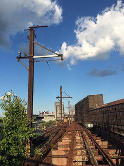 Bethlehem, Pennsylvania, Steel, Steelstacks, Industrial