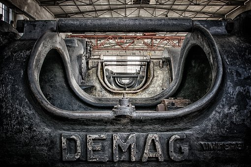 Compressor, Industry, Machine, Work Metal, Technology