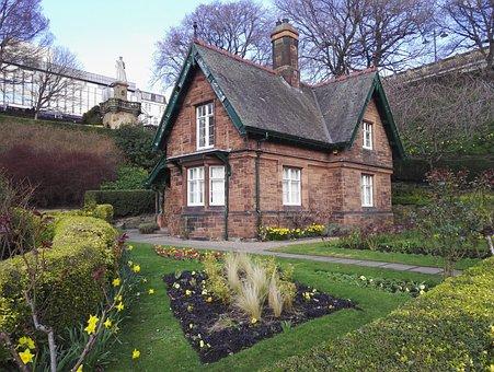Edinburgh, Park, Tourism, Scotland