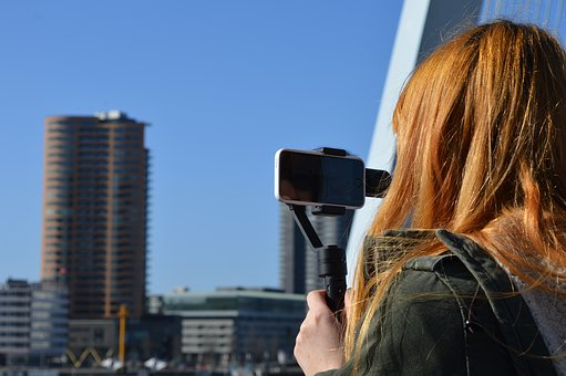 Gimbal, Zhiyun, Technology, Rotterdam, Film, Video
