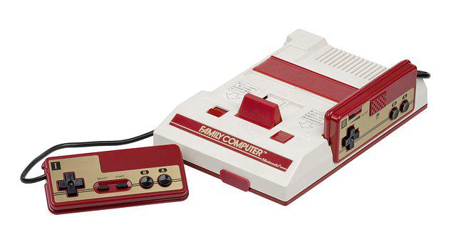 Video Game Console, Video Game, Play, Toy
