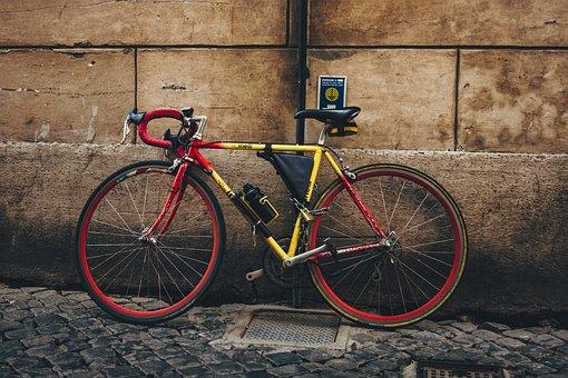 Bike, Road Bike, Cycling, Wheel, Road Bikes, Cycle