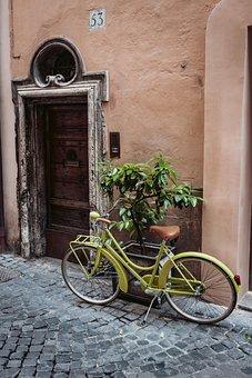Dutch, Bike, Green, Wheel, Cycling, Two Wheeled Vehicle
