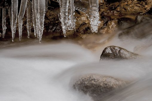 Icicle, Winter, Frozen, Cold, Ice