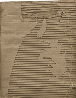 Corrugated, Cardboard, Png, Packaging, Brown, Paper