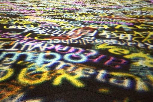 Festival Of Lights, Light, Font, Typography, Berlin