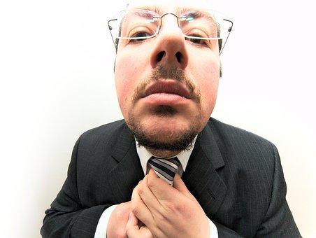 Tie, Suit, Man, Businessman, Hustle And Bustle