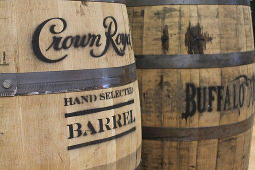 Liquor, Bourbon, Bourbon Barrels, Barrels, Whiskey