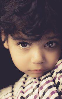 Kid, Girl, Child, Eyes, Glance, Look, Childhood, Face