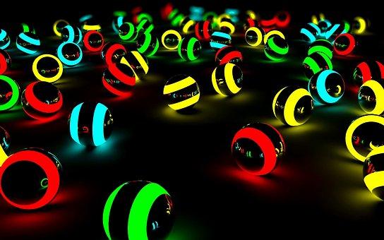Light, The Ball, Fire, Festival, Celebration