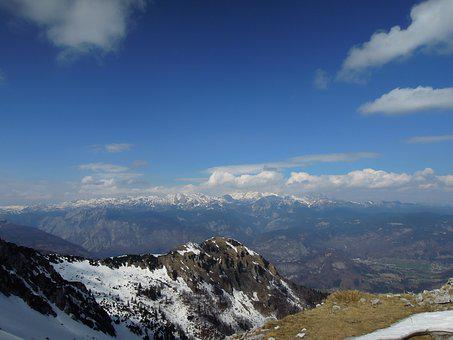 Alps, Slovenia, Mountain, Triglav, Julian, Landscape