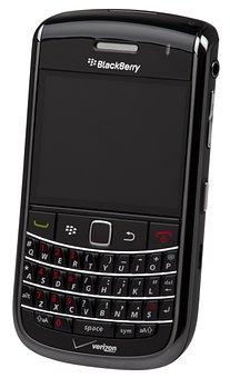 Blackberry, Bold, Verizon