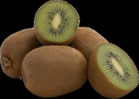 Fruit, Kiwi, Green, Pips, Fresh, Nature, Vitamins