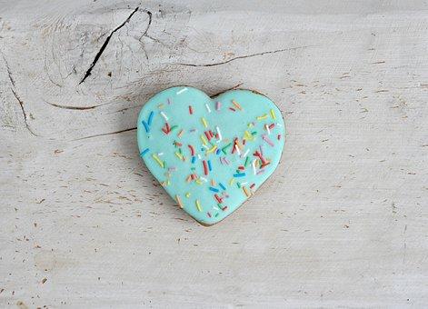 The Icing, Cookies, Gingerbread, Svetosistem, Heart