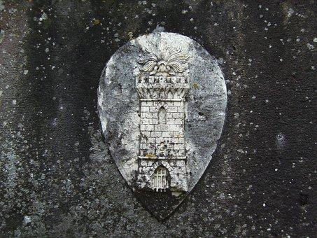 Torre Alfina, Italy, Coat Of Arms, Lazio, Symbol