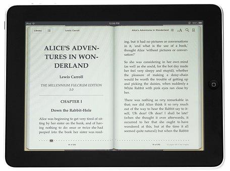 Ebook, Ipad, Ibooks, Reader, Read