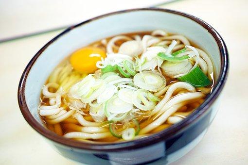 Japanese Food, Japan Food, Udon Noodles, Restaurant