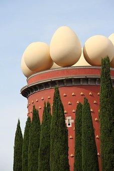 Salvador Dali, Dali, Dali Museum, Figuerens, Spain