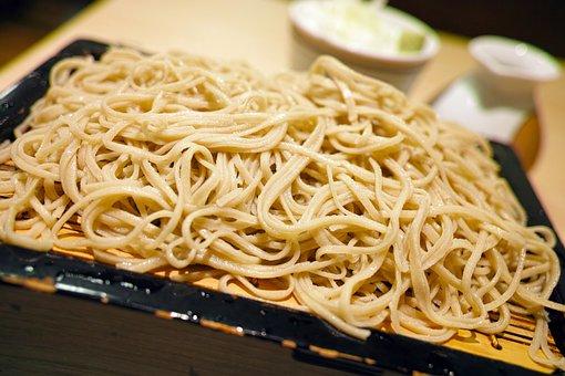 Japanese Food, Japan Food, Japanese Style, Soba Noodles