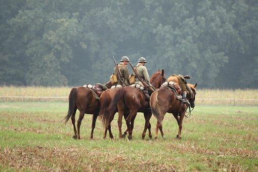 Horses, Battle Of, The Military, Uniform, Defense