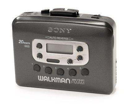 Sony, Wm, Fx421, Walkman