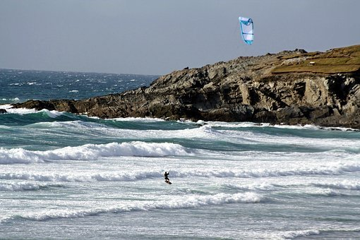 Surf, Water Sports, Cornwall