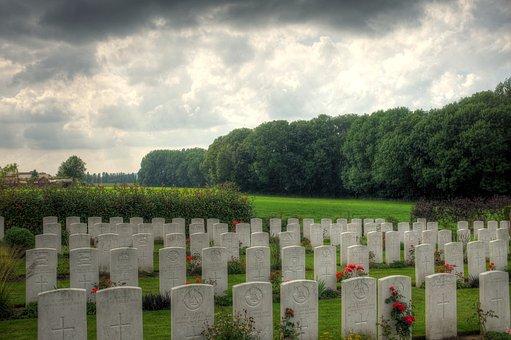 Wijtschaete, Cemetery, Military Cemetery