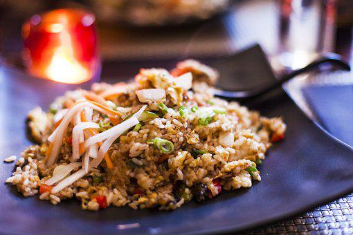 Eel Rice, Fried Rice, Wobble, United Kingdom, Scotland