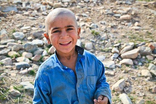 Boy, Poor, Afraid, Person, Child, War, Afghani
