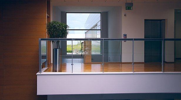 Modern Office, Architecture, Business Centre, Glass