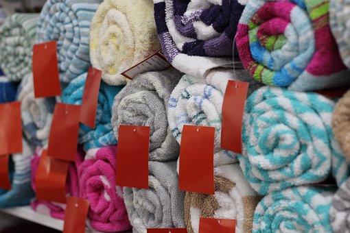 Towels, Travel, For Sale, Bath, Buy, Shower, Linens