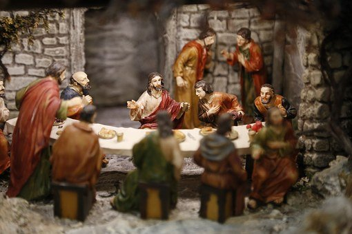 Jesus, Apostle, Last Supper, Christian, Christianity