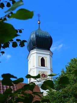 Waal, In Landsberg, Landsberg, Passion Play, Church