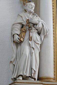 Monastery, Huysburg, Benedictine Monastery, St Peter