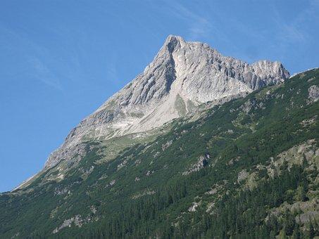 Beaver Head, Mountain, Lech Valley, Hiking, Alpine