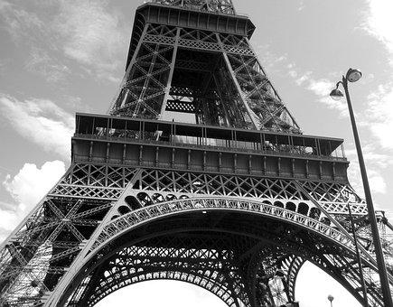 Paris, Eifelturm, Eiffeltower, La Tour Eiffel, France