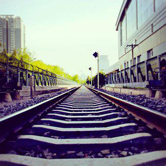 Railway, Way, Path, Urban, Prospective, Road, Future