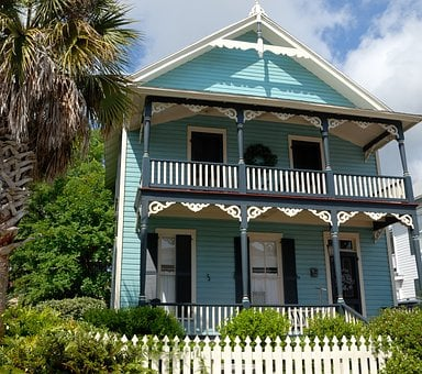 Restored Home, Architecture, Florida, Real Estate, Buy