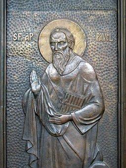 The Apostle Paul, Icon, Religion, Church, Saint