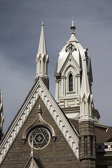 Assembly Hall, Salt Lake City, Utah, Church