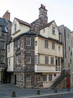 John Knox House, Royal Mile, Edinburgh, Scotland