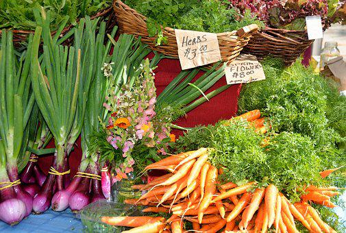 Carrots, For Sale, Buy, Sell, Market, Food, Fresh