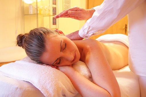 Wellness, Massage, Relax, Relaxing, Woman, Spa