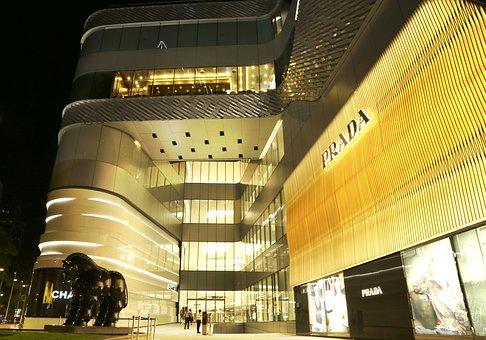 Central Embassy, Mall, Store, Shop, Bangkok, Luxury