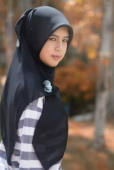 Girl, Scarf, Arab, Islamic, Costume, Traditional, Woman