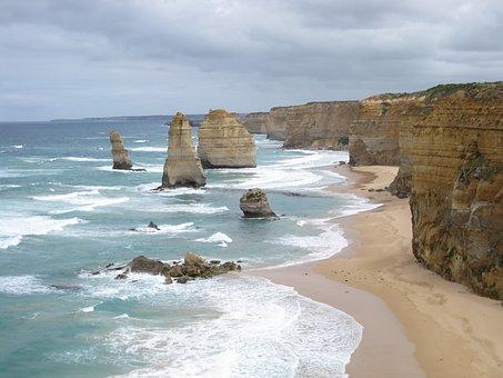 Great Ocean Road, Australia, Twelve Apostles