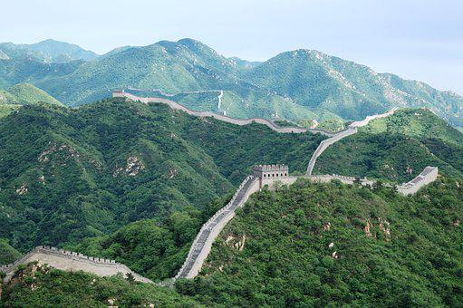 The Great Wall, China, Badaling