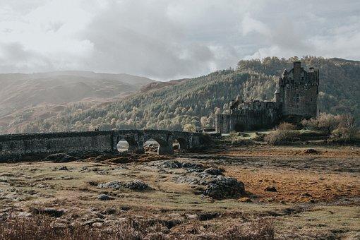 Castle, Scotland, Highlands, Medieval, William Wallace